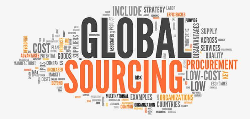 Word Cloud Global Sourcing